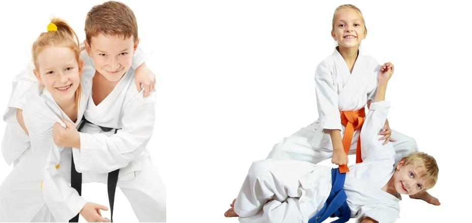 Benefícios do Judô na Educação Infantil